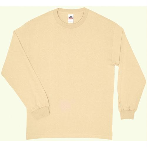 Long Sleeve T-shirt - Sand / L