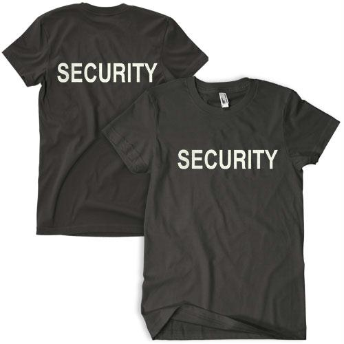 Two-sided Imprinted T-shirt - L / Fox Tactical Vintage - Black