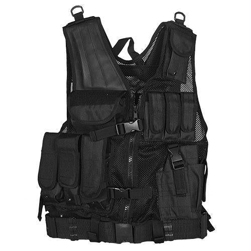Mach-1 Tactical Vest - Black