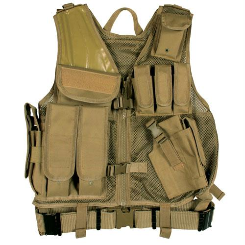 Mach-1 Tactical Vest - Coyote