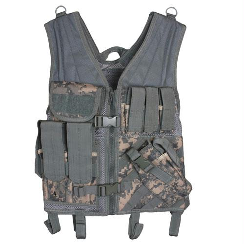 Assault Cross Draw Vest - Terrain Digital