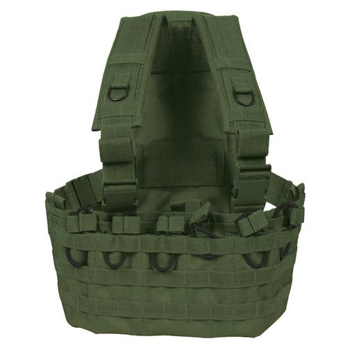 Commando Chest Rig - Olive Drab