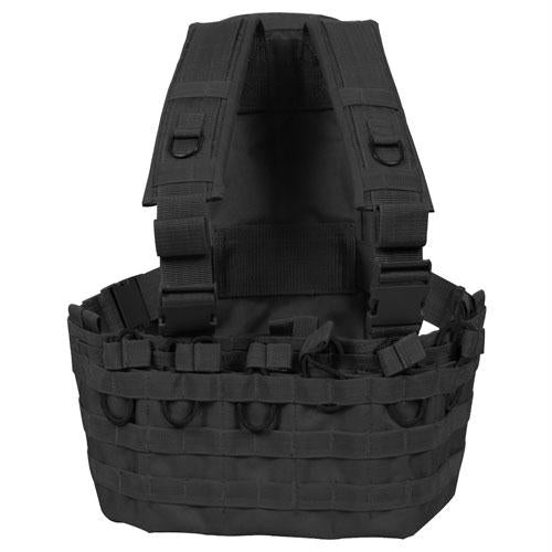 Commando Chest Rig - Black