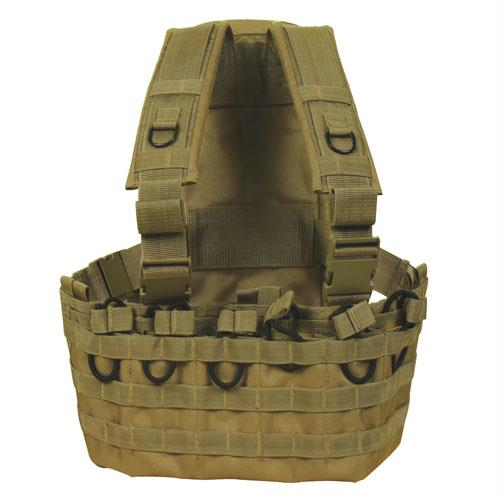 Commando Chest Rig - Coyote