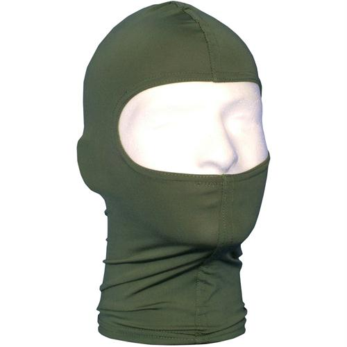 Balaclava With Extended Neck - Olive Drab