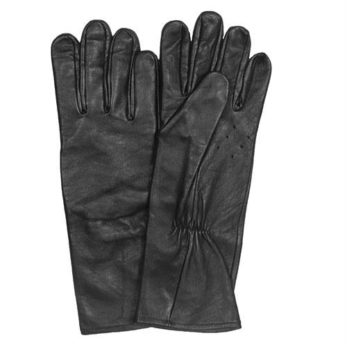 All Leather Flight Gloves