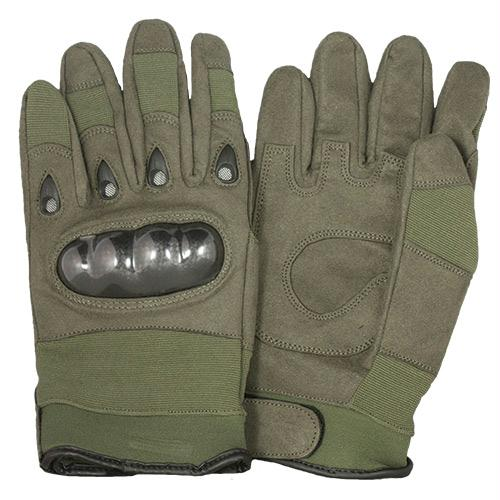 Tactical Assault Gloves - Olive Drab / 2XL