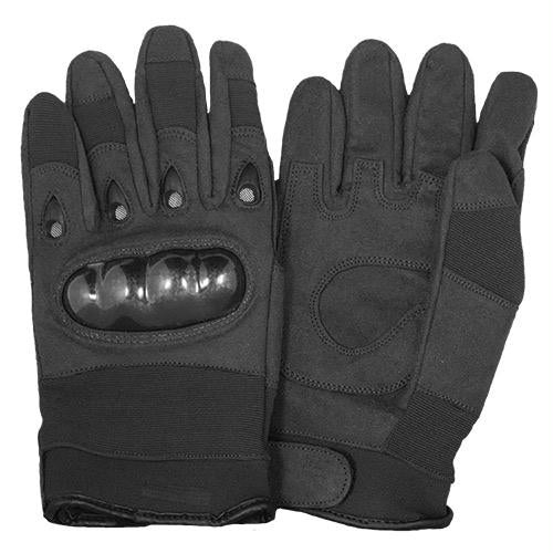 Tactical Assault Gloves - Black / M