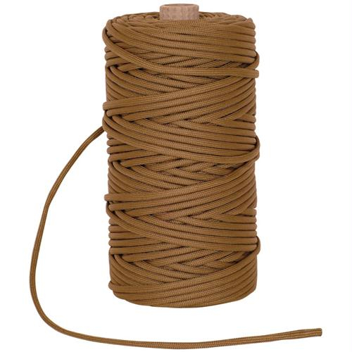 Nylon Type Iii Commercial Paracord - 300' - Coyote