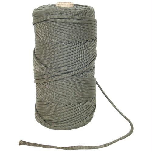 Nylon Type Iii Commercial Paracord - 300' - Olive Drab