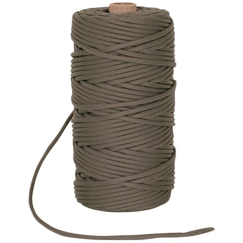 Nylon Type Iii Commercial Paracord - 300' - Foliage Green