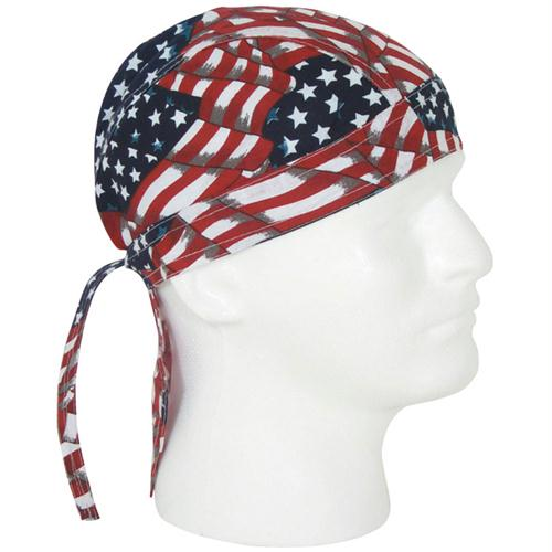 Headwraps - Tossed USA Flag