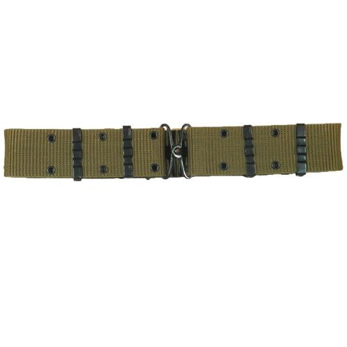 Nylon Pistol Belt – Metal Buckle