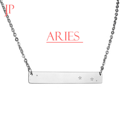 Aires Constellation Necklace