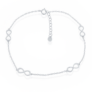 Dainty Infinity Anklet