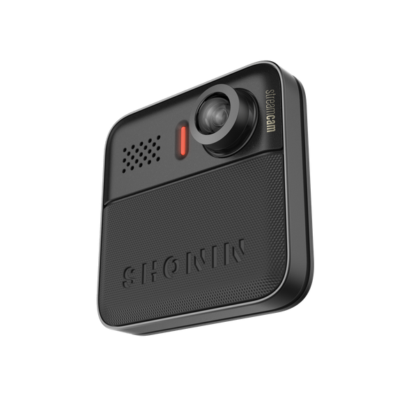 Shonin Streamcam - The cloud-connected body camera for civilians