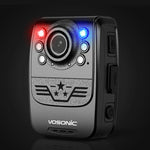 Load image into Gallery viewer, VOSONIC - Waterproof Police-Style Body Camera with Auto Night Vision