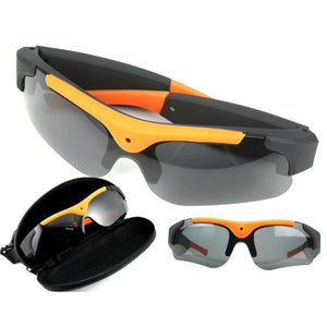 SPRINT Action Body Camera Sport Glasses with Polarized lenses