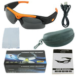 Load image into Gallery viewer, SPRINT Action Body Camera Sport Glasses with Polarized lenses