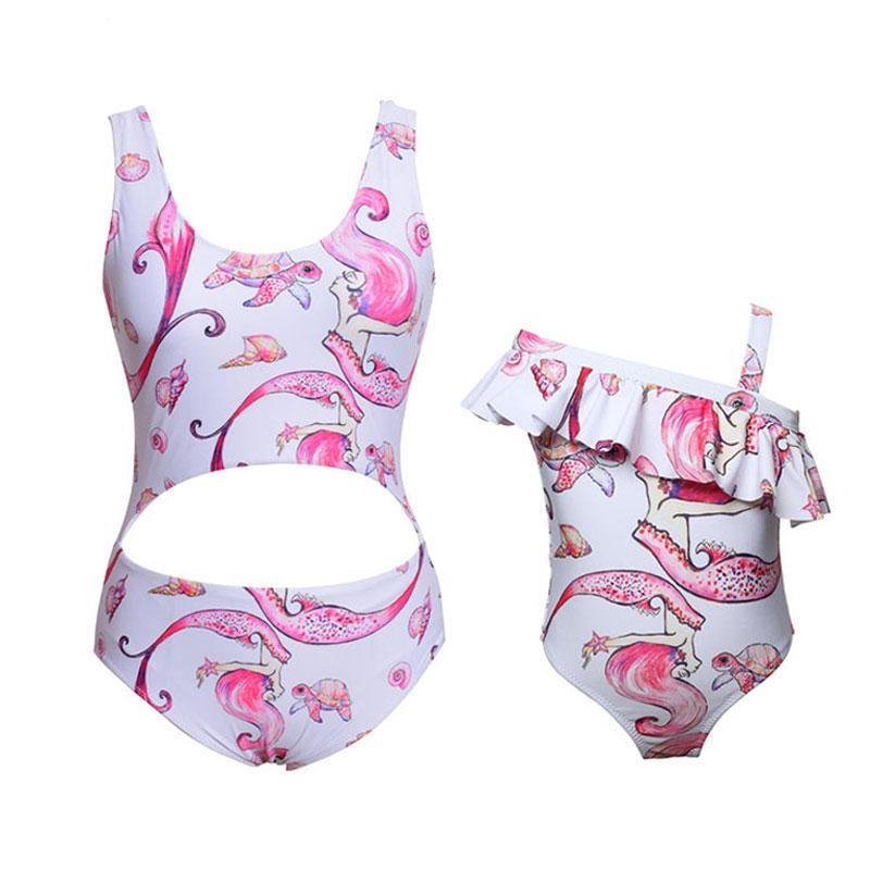 Mommy & Kids Swimwear