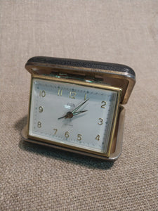Elgin Vintage Travel clock