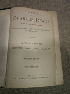 The Works of Charles Reade