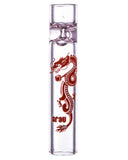 Taster Chillum W/ Graphics 16Mm / Dragon Chillum