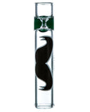 Taster Chillum W/ Graphics 16Mm / Mustache Chillum