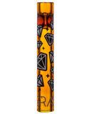Taster Chillum W/ Graphics 9Mm / Diamond Chillum
