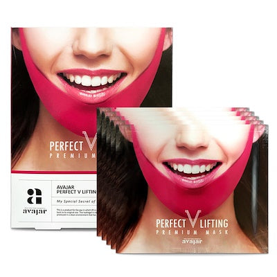 Avajar Perfect V Lifting Premium Mask - Ginger Cosmetics