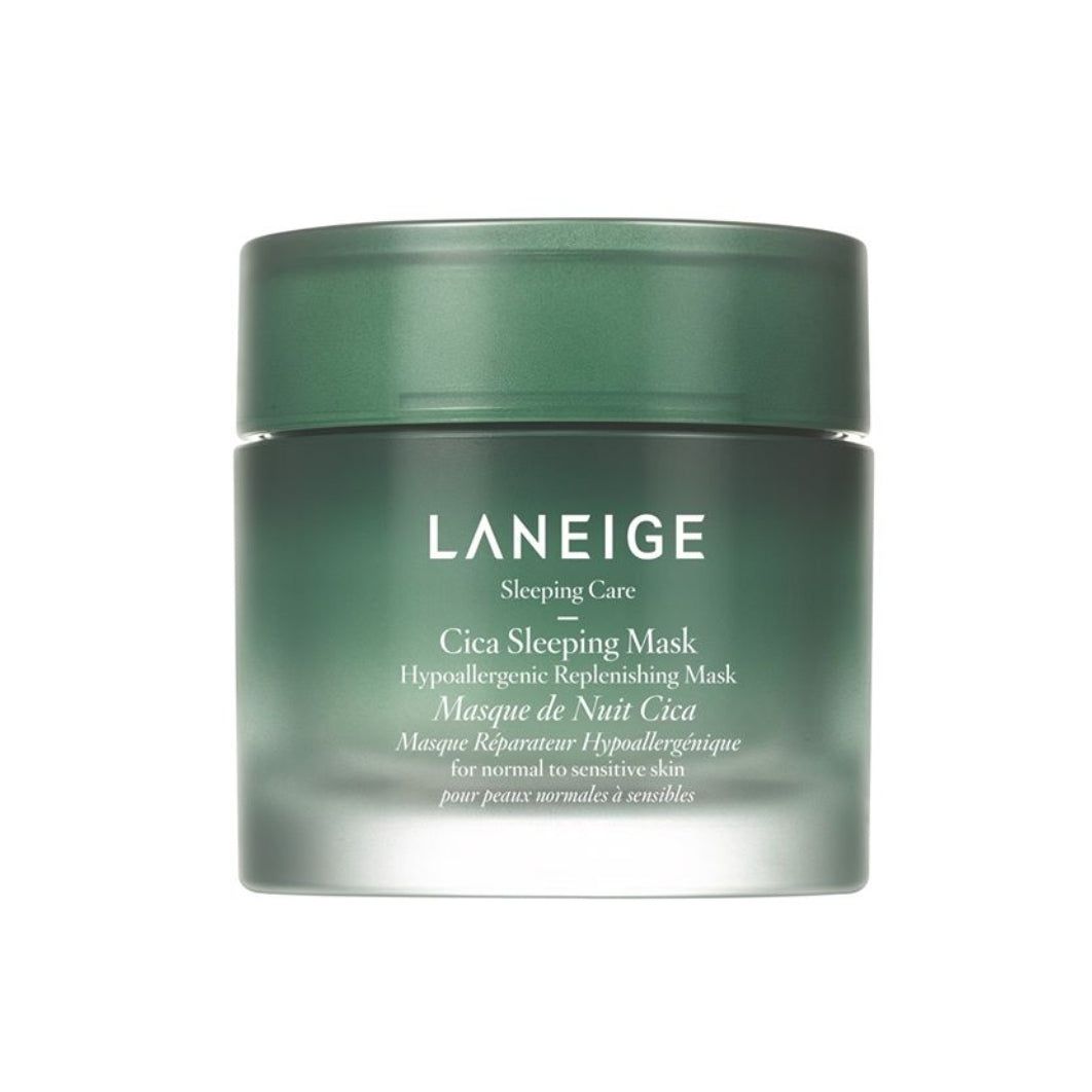 Laneige Cica Sleeping Mask 60ml - Ginger Cosmetics