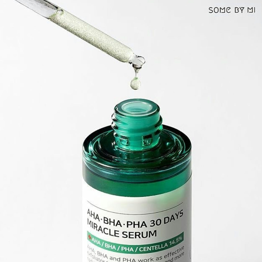 Some by Mi AHA BHA PHA 30 Days Miracle Serum 50ml - Ginger Cosmetics