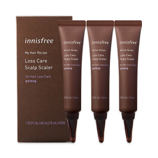 Innisfree My Hair Recipe Loss Care Scalp Scaler 45ml - Ginger Cosmetics