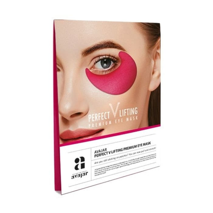 Avajar Perfect V Lifting Premium Eye Mask (1 pairs!) - Ginger Cosmetics