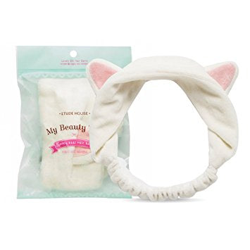 Etude House My Beauty Tool Lovely Etti Hair Band - Ginger Cosmetics