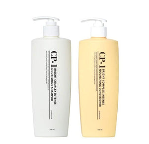 Esthetic House CP-1 Bright Complex Intense Nourishing Shampoo & Conditioner 500ml - Ginger Cosmetics