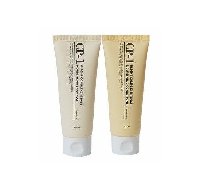 Esthetic House CP-1 Bright Complex Intense Nourishing Shampoo/Conditioner 100ml - Ginger Cosmetics