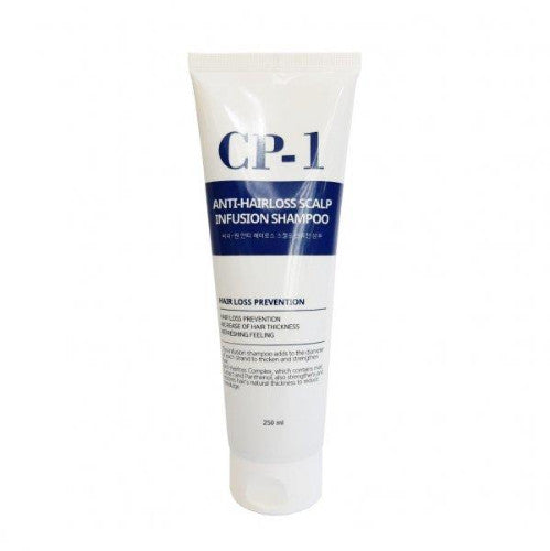 Esthetic House CP-1 Anti-Hair loss Scalp Infusion Shampoo 250ml - Ginger Cosmetics