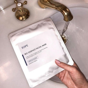 IOPE Bio Essence Facial Mask - Ginger Cosmetics