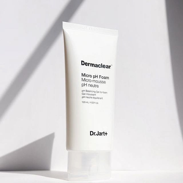 Dr. Jart+ Dermaclear Micro pH Foam 120ml - Ginger Cosmetics