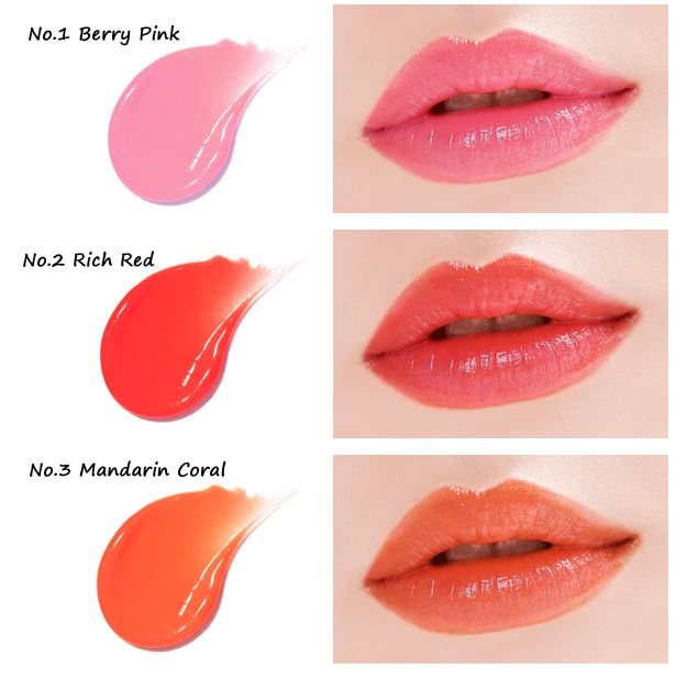 Stained Glow Lip Balm 3g (3 flavors)