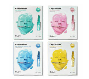 Dr. Jart+ Cryo Rubber Mask (4 types) - Ginger Cosmetics