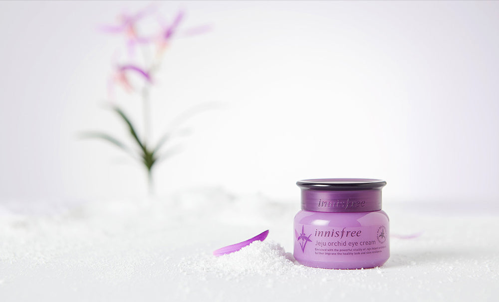 Innisfree Jeju Orchid Eye Cream 30ml - Ginger Cosmetics