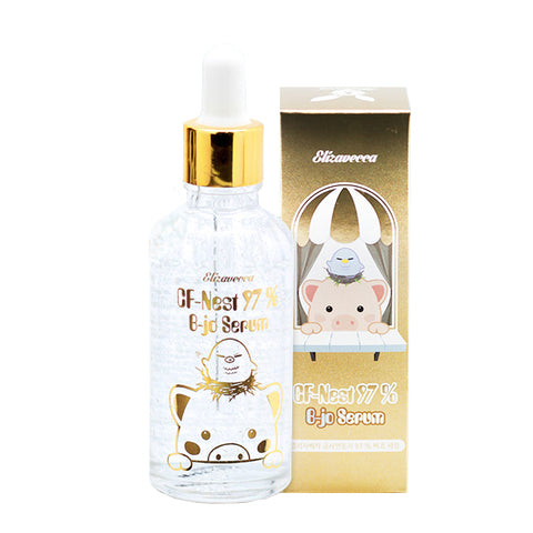 Elizavecca CF-Nest 97% B-Jo Serum 50ml - Ginger Cosmetics