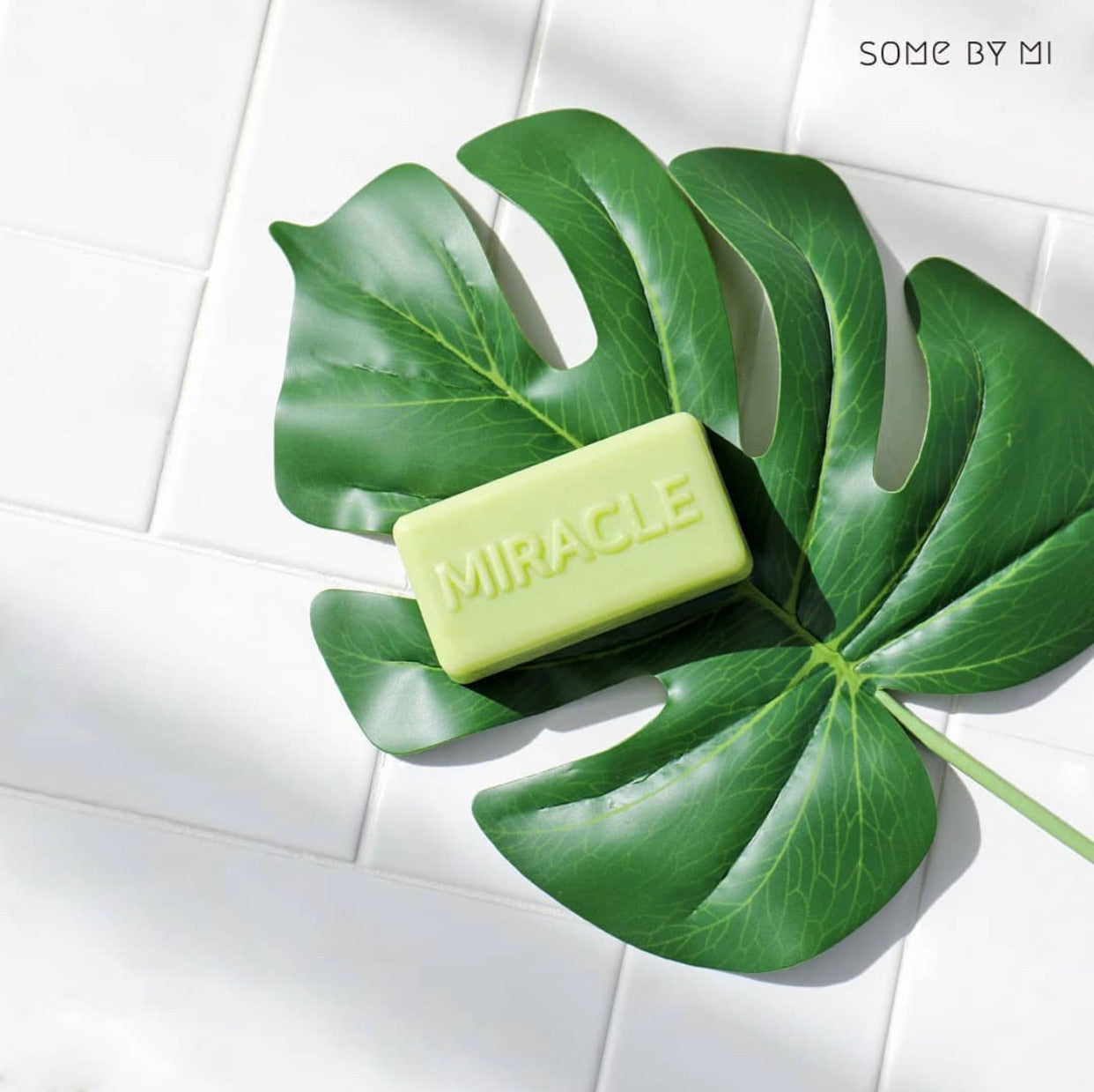 Some by Mi AHA, BHA, PHA 30 Days Miracle Cleansing Bar 106g - Ginger Cosmetics