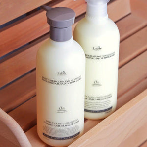 Lador Moisture Balancing Shampoo & Conditioner 530ml - Ginger Cosmetics