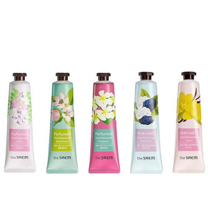 the SAEM Perfumed Hand Moisturizer 30ml (5 scents) - Ginger Cosmetics