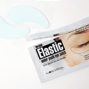 The Orchid Skin Elastic Under Youth Eye Patch 1pcs - Ginger Cosmetics
