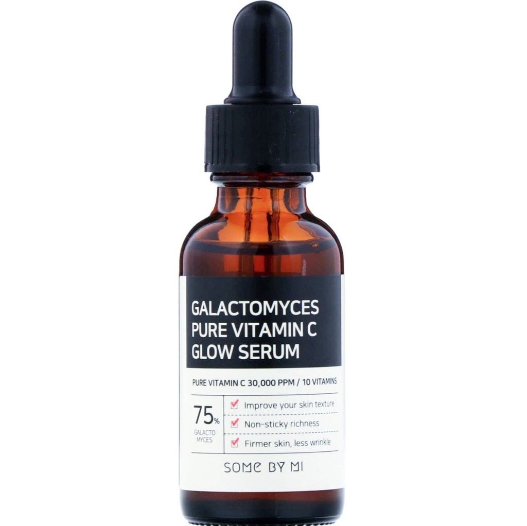 Some by Mi Galactomyces Pure Vitamin C Glow Serum 30ml - Ginger Cosmetics