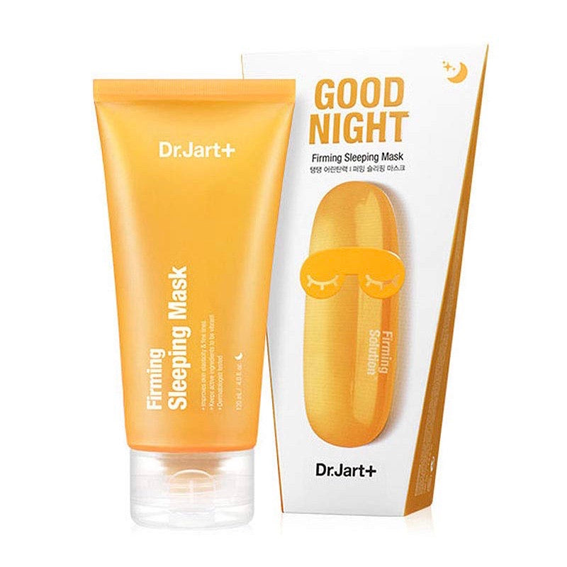 Dr. Jart+ Good Night Dermask Intra Jet Firming Sleeping Mask 120ml - Ginger Cosmetics